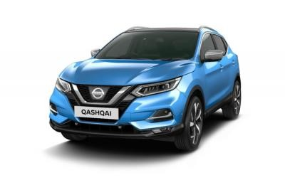Nissan Qashqai lease car