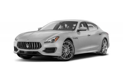 Maserati Quattroporte lease car