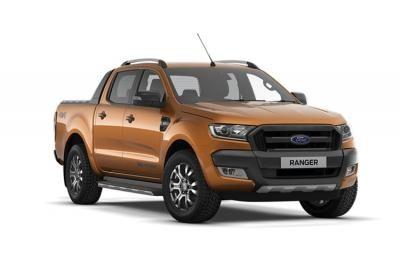 Ford Ranger lease van