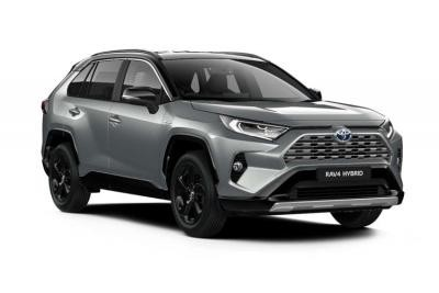 Toyota RAV4 lease car