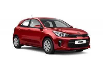 Kia Rio lease car