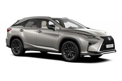 Lexus RX lease car