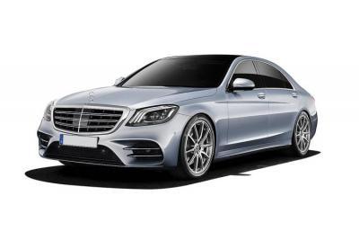 Mercedes S-Class lease car