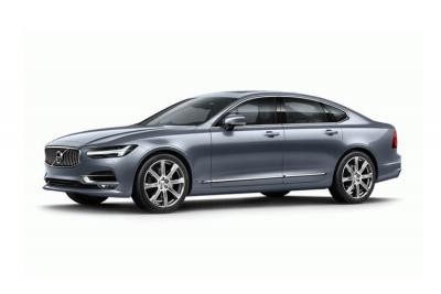 Volvo S90 lease car