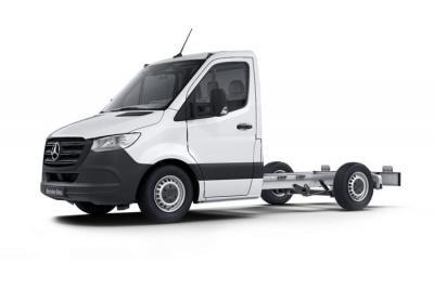 Mercedes Sprinter lease van