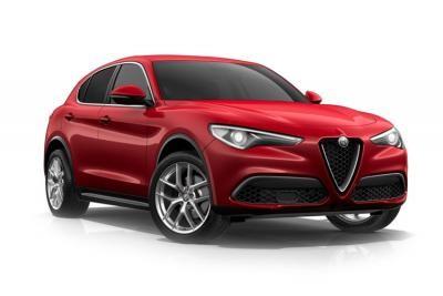 Alfa Romeo Stelvio lease car