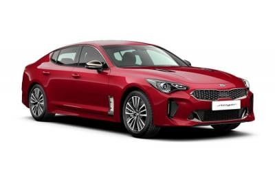 Kia Stinger lease car