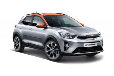 Kia Stonic lease car