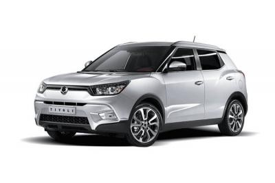 Ssangyong Tivoli lease car