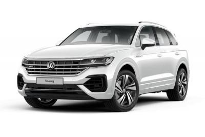 Volkswagen Touareg lease car