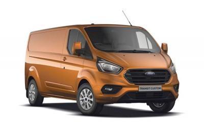 Ford Transit Custom lease van