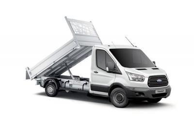 Ford Transit lease van