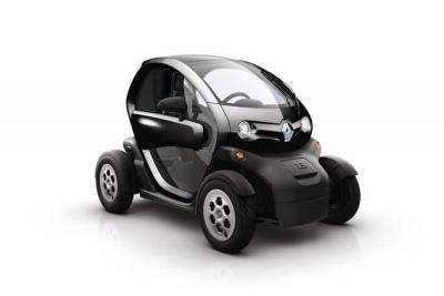 Renault Twizy lease car