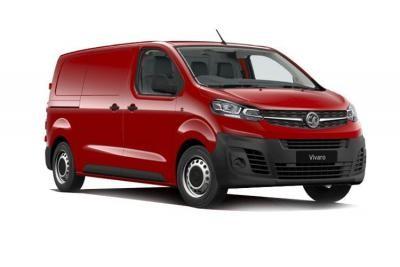 Vauxhall Vivaro lease van