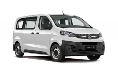 Vauxhall Vivaro lease car