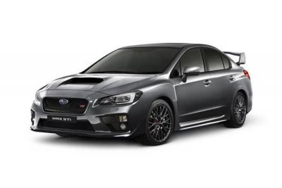 Subaru WRX lease car