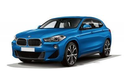 BMW X2 lease car