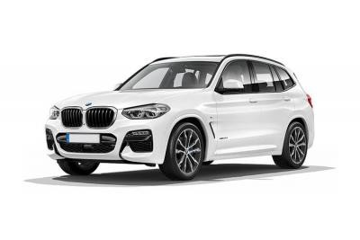 BMW X3 lease car
