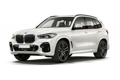 BMW X5 lease car