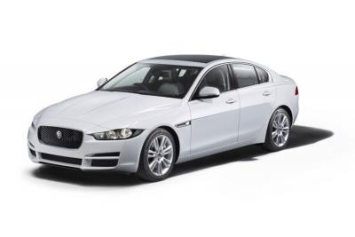 Jaguar XE lease car