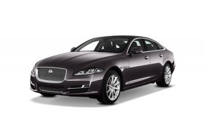 Jaguar XJ lease car