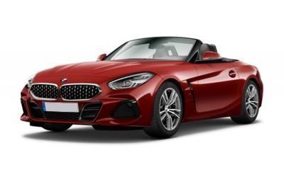 BMW Z4 lease car