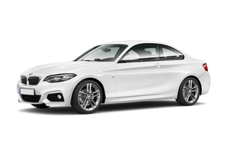 BMW 2 Series Coupe 220d 2 Door 2.0 M Sport