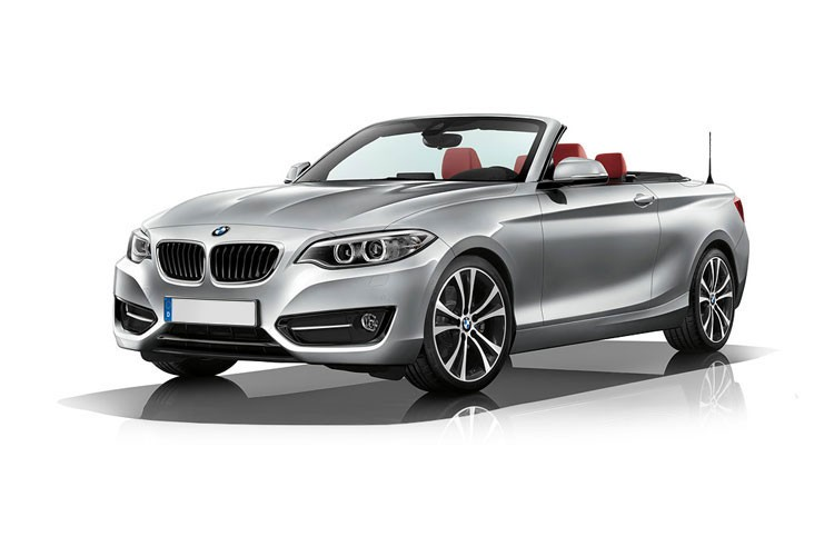 BMW 2 Series Convertible 218d 2 Door Convertible 2.0 SE