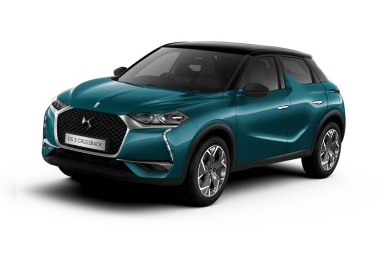 DS Automobiles 3 Hatchback Cross Back 1.5 BlueHDi 100 Prestige