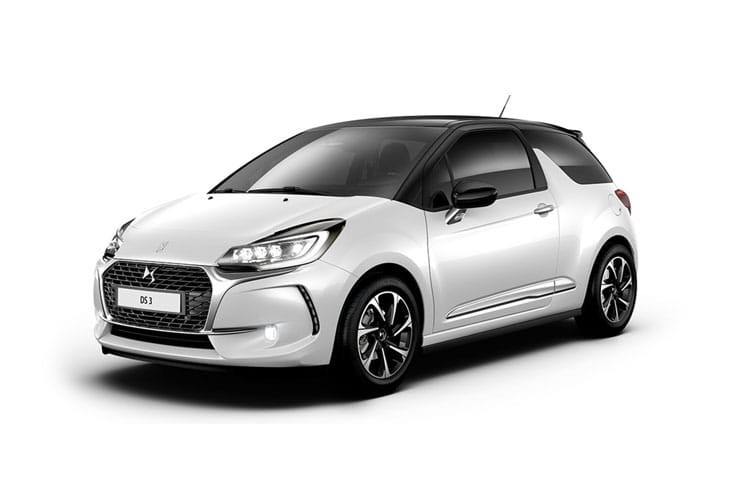 DS Automobiles 3 Hatchback Hatch 1.2 Puretech 110 Cafe Racer