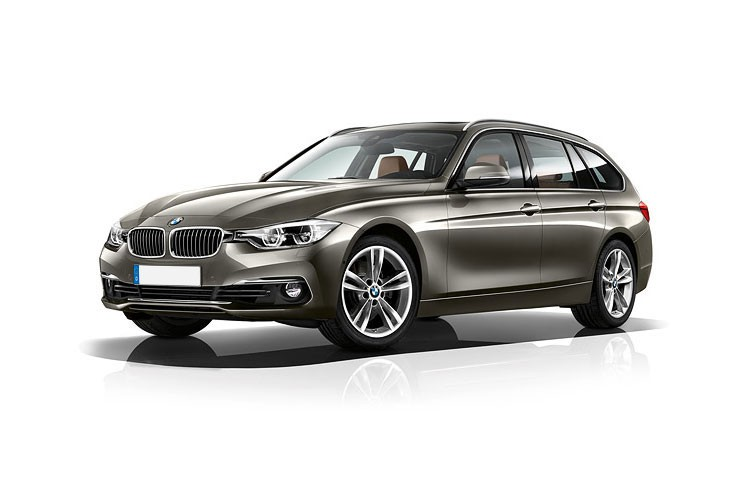 BMW 3 Series Touring 320d Touring 2.0 M Sport Shadow Edition