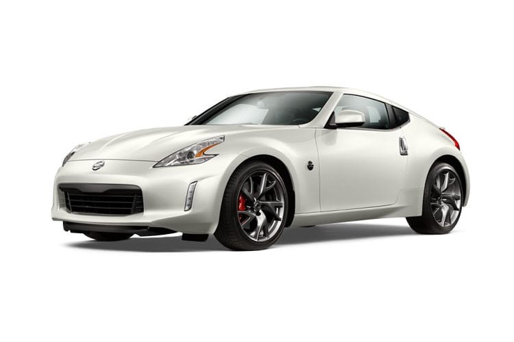 Nissan 370Z Coupe 2 Door 3.7 V6 328ps 50th Anniversary Auto