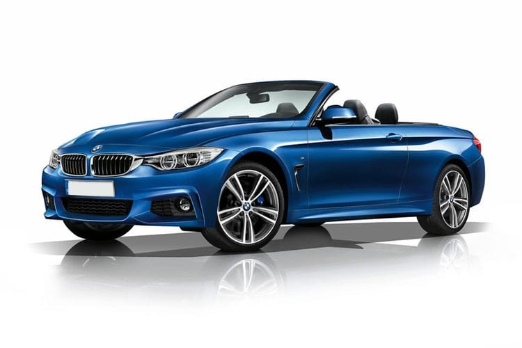 BMW 4 Series Convertible 420i 2 Door 2.0 Sport Professional Media Auto LCI