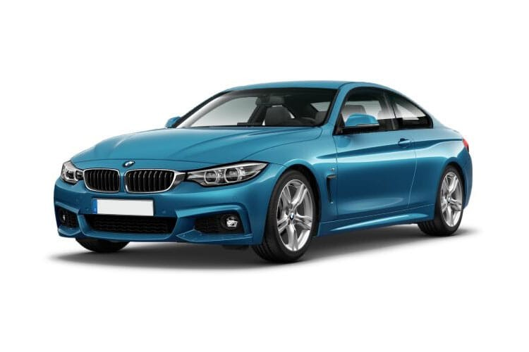BMW 4 Series Coupe 420d 2 Door 2.0 Sport Professional Media LCI