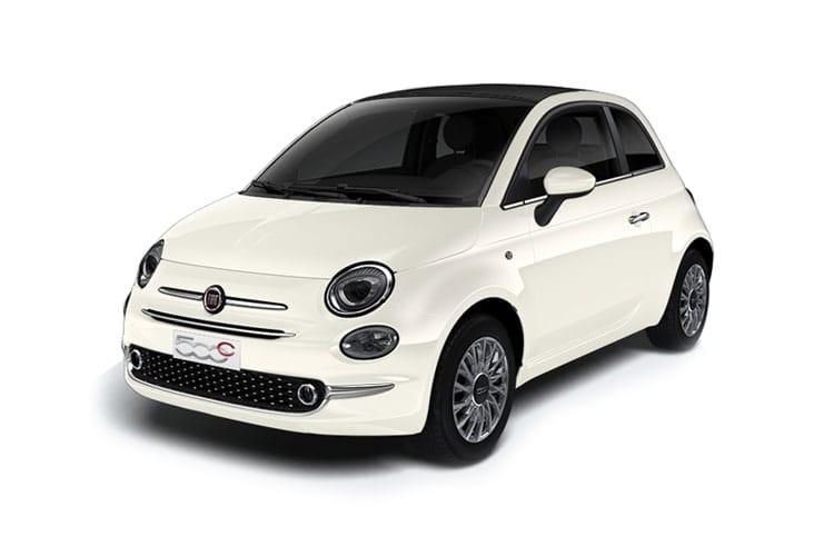 Fiat 500 Convertible 2 Door mHEV 1.0 70hp Launch Edition