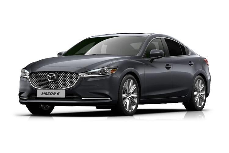 Mazda 6 Saloon 4 Door 2.2D 150ps SE-L Nav+