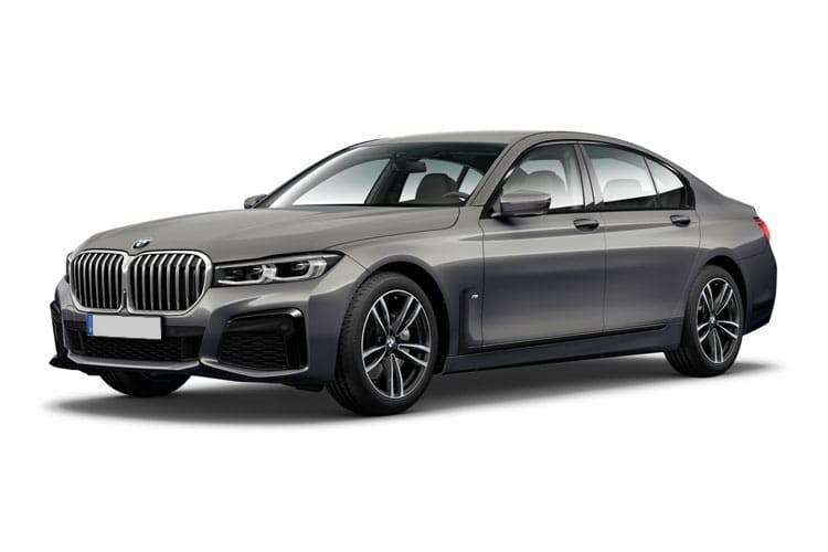 BMW 7 Series Saloon 745le 3.0 xDrive Auto LCI          G12