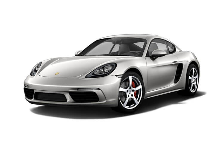 Porsche 718 Cayman Coupe 718 Cayman 2 Door Coupe 4.0 400ps Gts