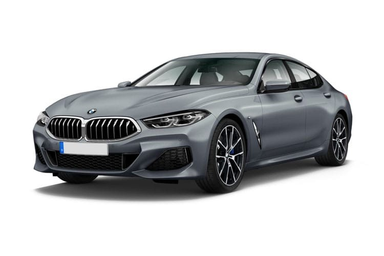 BMW 8 Series Coupe M850i 4 Door Gran 4.4 xDrive Auto