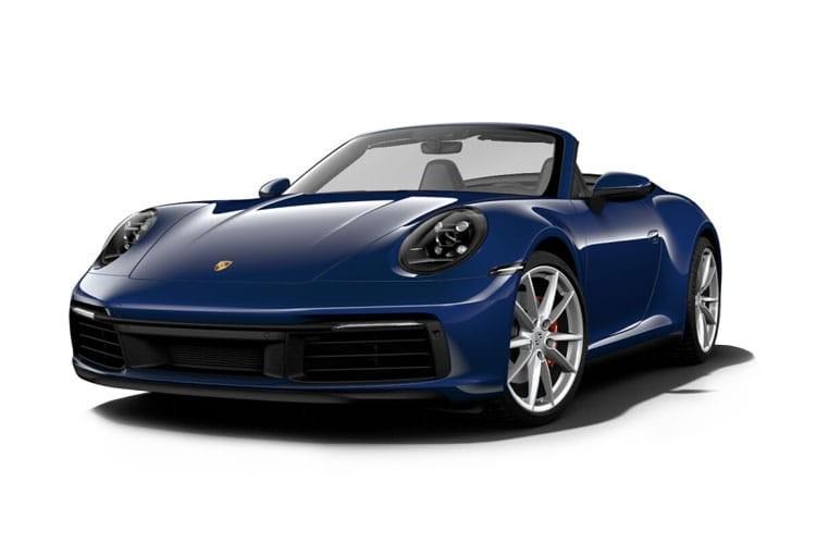 Porsche 911 Cabriolet 992 Carrera 4 3.0 2 Door S Pdk