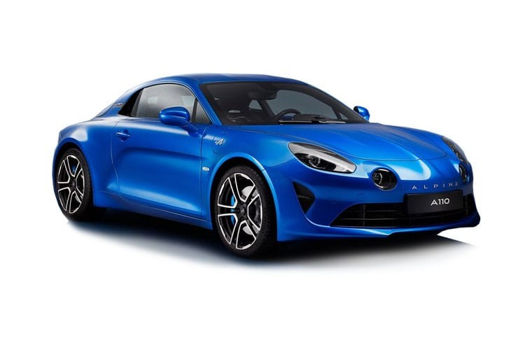 Alpine A110 Coupe 2 Door 1.8 Turbo 252ps Pure DCT