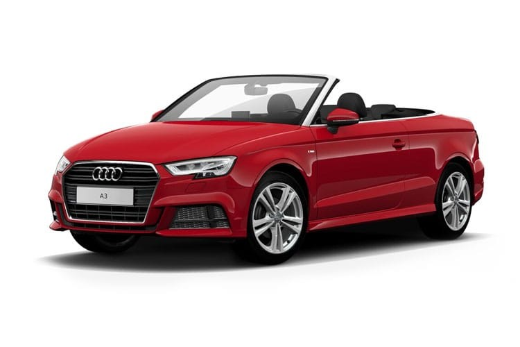 Audi A3 Cabriolet 2 Door 35 TFSI Cod 150 S Line Tech Pack