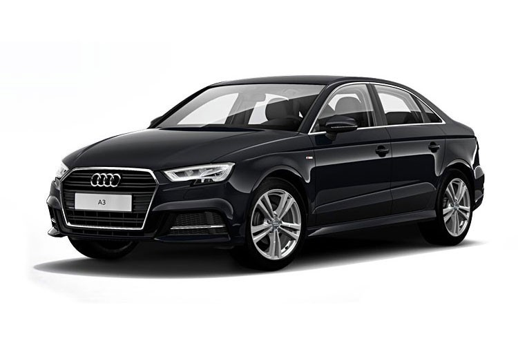 Audi A3 Saloon 4 Door Saloon 2.0 TDI Quattro Black Edition S tronic 7speed