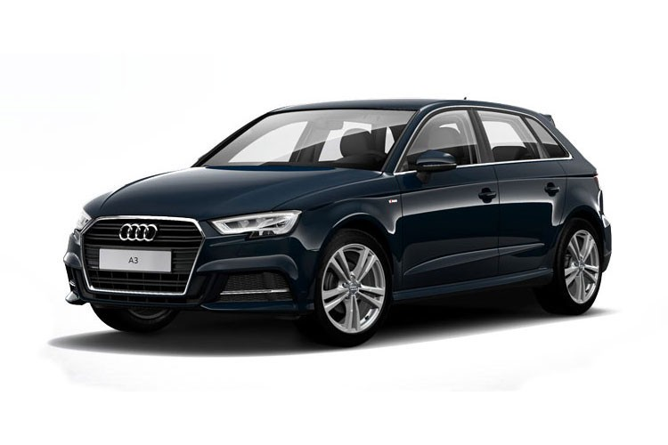 Audi A3 Sportback 5 Door Sportback 2.0TDI Black Edition Tech Pack S tronic 7speed