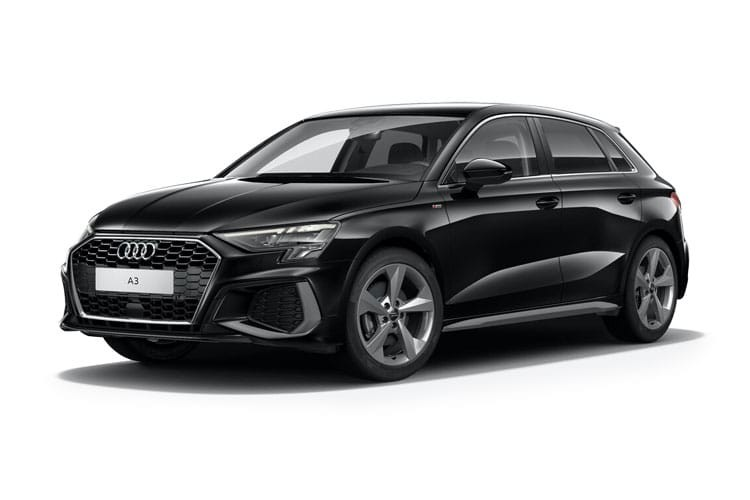 Audi A3 Sportback 5 Door 35 TDI 150 Black Edition