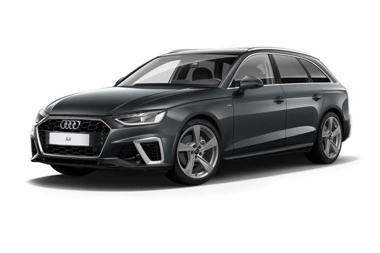 Audi A4 Avant 40 TDI Quattro Black Edition Comfort+Sound Pack S tronic