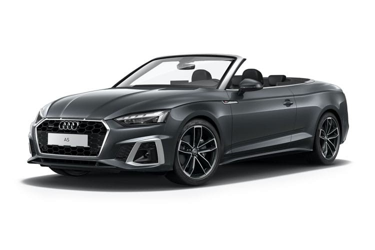 Audi A5 Cabriolet 35 TFSI 150 S Line Comfort+Sound Pack S tronic