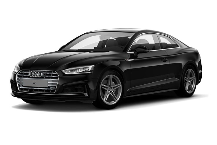 Audi A5 Coupe 40 TDI 190ps Black Edition S tronic