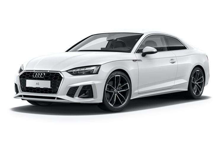 Audi A5 Coupe 40 TDI 204ps Quattro Edition 1 S tronic