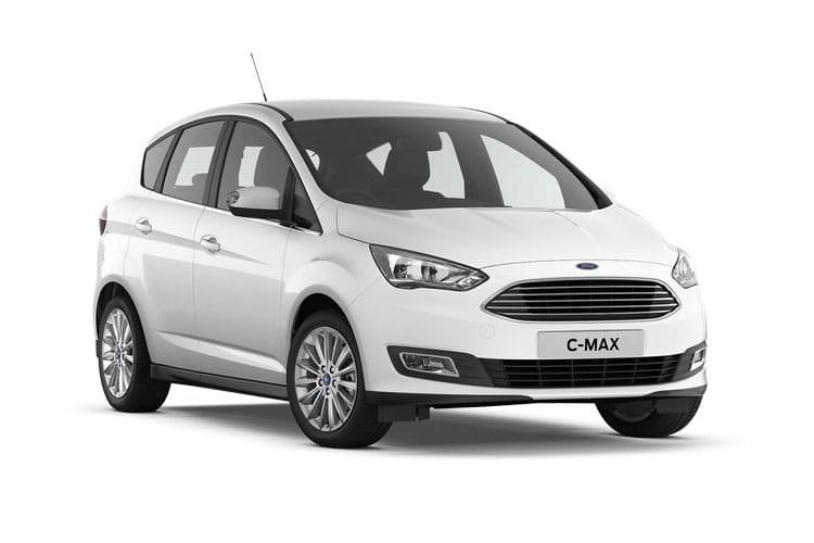 Ford C-MAX Estate 5 Door 1.0T 125ps Zetec EcoBoost Start+Stop